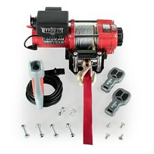 Stealth 3500lb / 1588kg 12v Electric Winch with Steel Rope