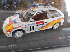 OPEL ASTRA GSI 16V THIRY RALLY MONTE CARLO 1993 1/43