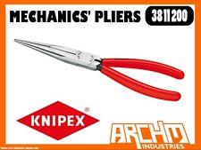 KNIPEX 3811200 - MECHANICS' PLIERS - 200MM GRIPPING HIGH BENDING STRENGTH STEEL