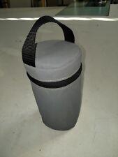 Canvas toilet roll holder, camping, caravan, camper trailer, boating, hunting,