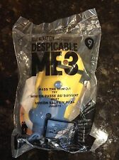 MCDONALDS 2017 DESPICABLE ME 3 HAPPY MEAL TOY #9 PASS THE MINION
