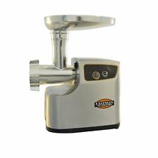 Eastman Outdoors Professional Electric Meat Grinder 1 HP Stainless Steel 38263