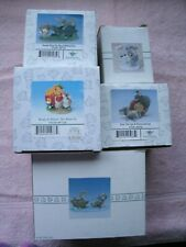 Charming Tails Lot of 5 Figurines,Lake, Town, Home, Race, Ups and Downs