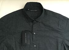 NWT-$295 Ralph Lauren BLACK LABEL Casual L/S Shirt  (Size-Medium)