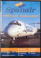 Spanair - DVD  Airbus A320 Douglas MD80