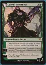 Garruk Relentless/Garruk, The Veil-Cursed Lámina Innistrad PLD (121087) abugames