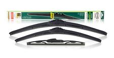 "Honda CR-V 2013-on replacement set of 3 wiper blades HYBRID 26"" 16""12""C"