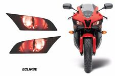AMR Racing Head Light Eyes Honda CBR 600RR 2009-2012 Headlight Parts ECLIPSE RED