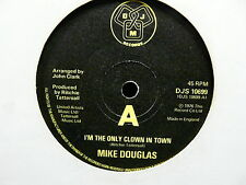 MIKE DOUGLAS I'm only clown in town / look what you've done to my smile DJS10699