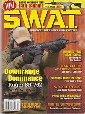 S.W.A.T. Magazine February 2014, Survival Weapons And Tactics Guns.