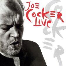 JOE COCKER - LIVE 180 GR. VINYL GATEFOLD SLEEVE 2 VINYL LP NEW!
