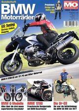 MO BMW Motorräder Nr. 20 + Sonderausgabe + R 1200 GSR + G-Modelle + GS 800