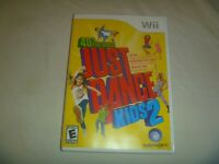 Just Dance Kids 2 (2011) Nintendo Wii Classic Game Good With Case No Manual