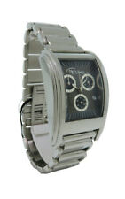 Roberto Cavalli R7253955025 Eson Men's Analog Taupe Chronograph Date Watch