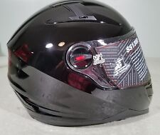 Speed And Strength Helmet SS1300 Gloss Black Solid Speed 876881 XXL