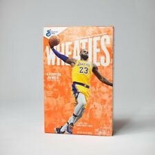 LEBRON JAMES - Wheaties General Mills Cereal Box - 15.6oz. ON HAND SOLD OUT🔥🔥