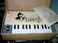 PIF soviet analog synthesizer piano NOS NIB ussr