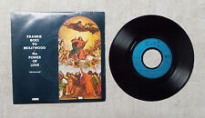 """DISQUE VYNILE 7"""" 45T SP / FRANKIE GOES TO HOLLYWOOD """"THE POWER OF LOVE"""" 1984"""