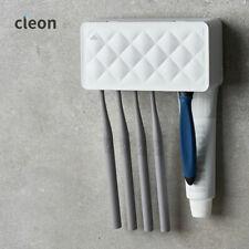 Cleon UV LED Wireless Toothpaste Sterilizer Holder Beautiful Design Dispenser