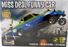 revell #7817  Miss Deal Funny Car 1/25 MODEL KIT new in the box