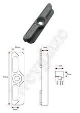 TILT AND TURN ROLLER KEEP 34921 FOR UPVC WINDOWS LOCKS STRIKER PLATE