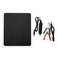 Kit caricabatteria per pannello solare USB da 30 W 12V Caricabatteria per auto