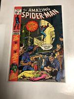 Amazing Spider-Man (1971) # 96 (VF) Drug Issue! Green Goblin! No CCA!