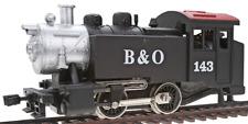 Escala H0 - Locomotora de Vapor 0-4-0 Baltimore & Ohio 96505 Neu