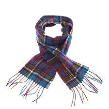 Great Gift: Edinburgh 100% Lambswool Kids Tartan Mini/Small Scarf - Anderson