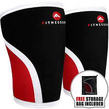 Knee Brace Compression Sleeves Knees Support Exercise Lifting Men Women Medium
