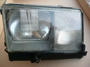 MERCEDES BENZ W124 E320 E420  300D RIGHT HEADLIGHT ASSEMBLY OEM
