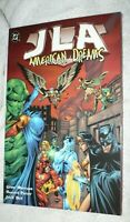 JLA Volume 2 American Dreams DC TPB BRAND NEW Grant Morrison Batman Superman