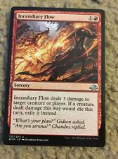 1 x Incendiary Flow UNCOMMON MTG Eldritch Moon MINT Unplayed