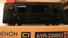 Denon AVR-2309ci bundled with both remotes, Audyssy Setup Tool, Manual, Box, Etc