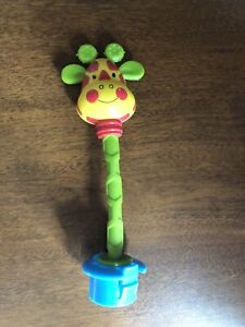 Evenflo Mega Exersaucer Giraffe Teether Tray Toy Replacement Part