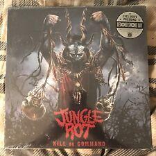 "JUNGLE ROT ""Kill on Command"" COLOR VINYL 12"" LP RSD Limited Ed SEALED"