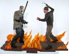 Freddy Vs Jason Deluxe Set - Neca