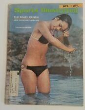 1968 Sports Illustrated TURIA MAU  5th SI  Swimsuit Issue