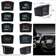 Car Auto OBD Smart Digital Trip Computer Fault Code Multi-Function Scanning Tool