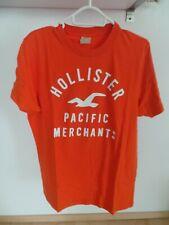 Herren T-Shirt Shirt Marke  Hollister Gr. XL, orange, neuwertig