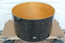 "70s SLINGERLAND 24"" BUDDY RICH ERA BASS DRUM SHELL for YOUR DRUM SET PROJECT Y12"