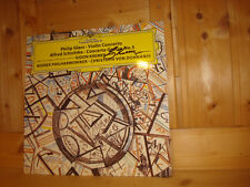 GIDON KREMER Philip Glass Violin Concerto DGG 180g LP NEW Signed NEU Signiert