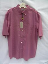 DANIEL CREMIEUX MENS SHIRT Signature Collection Large Cotton NWT