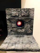 Diorama Saint Seiya Myth Cloth Scene Hades Le Mur Lamentation/ Muro Del Pianto