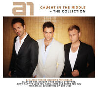 A1 : Caught in the Middle: The Collection CD 2 discs (2016) ***NEW***