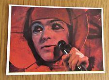 More details for genesis peter gabriel picture pop '73 vintage panini collectors card 1973