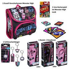 Monster High - Scooli Vorschulranzen Kindergarten Rucksack Ranzen NEU NEW Uno