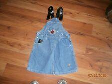 vintage girls harley davidson jean jumper