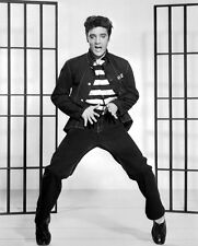 Elvis Presley UNSIGNED photo - E7 - Jailhouse Rock