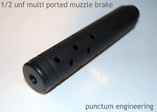 muzzle brake after market part 1/2 UNF to fit air arms